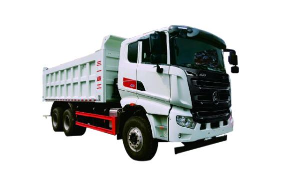 三一重工SYM3257ZZX1E3号工程6x4重载版自卸车