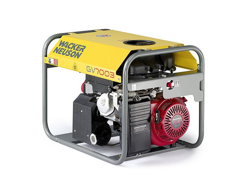 威克诺森GV7003A发电机
