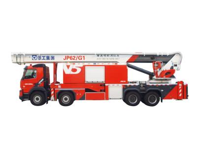 【720°全景展示】徐工JP62G1舉高噴射消防車