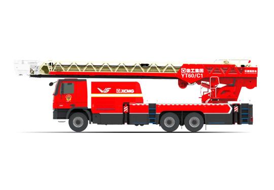 徐工YT60C1云梯消防车