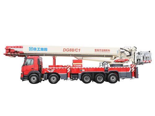 徐工DG88C1登高平台消防车