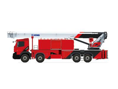【720°全景展示】徐工JP72G1舉高噴射消防車