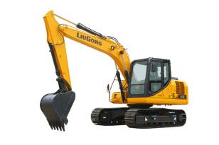 柳工913E挖掘机