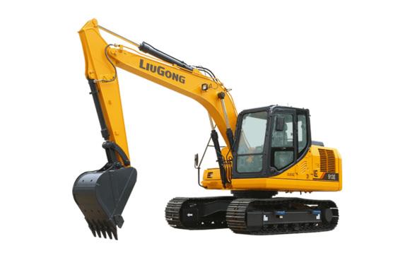柳工913E挖掘機