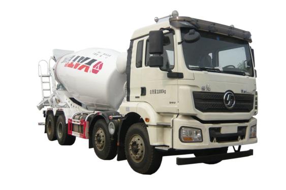 亚特重工TZ5310GJBSCEM德龙新M3000  8*4混凝土搅拌运输车