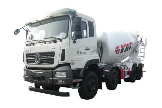 亚特重工TZ5310GJBDFCF国六东风天龙 8*4混凝土搅拌运输车