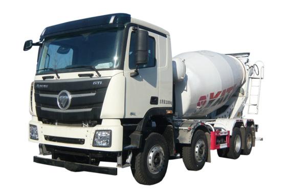 亚特重工TZ5319GJBBJCF国六 欧曼 8*4混凝土搅拌运输车
