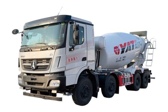 亚特重工TZ5310GJBNDCF国六 北奔 8*4混凝土搅拌运输车