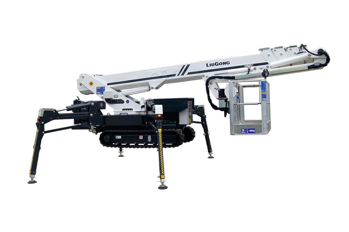 柳工PST300CS自行式高空作业平台高清图 - 外观
