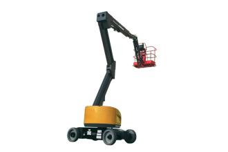 柳工PSA140CWJ曲臂式高空作业平台高清图 - 外观