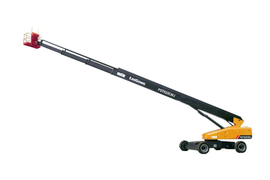 柳工PST410CWJ直臂式高空作业平台