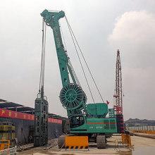 柳工SG70A液压连续墙抓斗高清图 - 外观