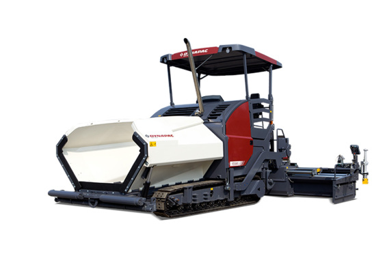 [720 ° panoramic display]Dynapac F2550CS/F2530CS Paver