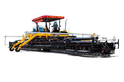 【720°全景展示】中大機械KDT2360攤鋪機