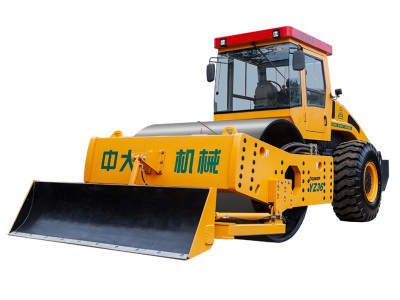 【720°全景展示】中大CG賽車開獎直播網YZ36單鋼輪壓路機