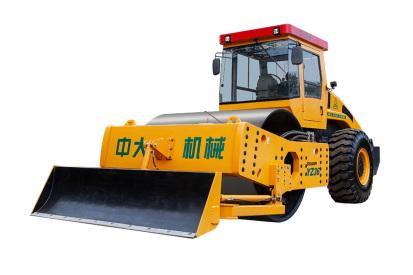 【720°全景展示】中大機械YZ36單鋼輪壓路機