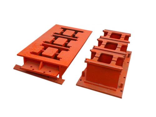 柳氏机械LS-MD05免烧砖机模具