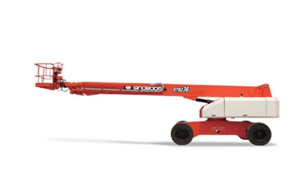 星邦重工GTBZ36直臂高空作业平台