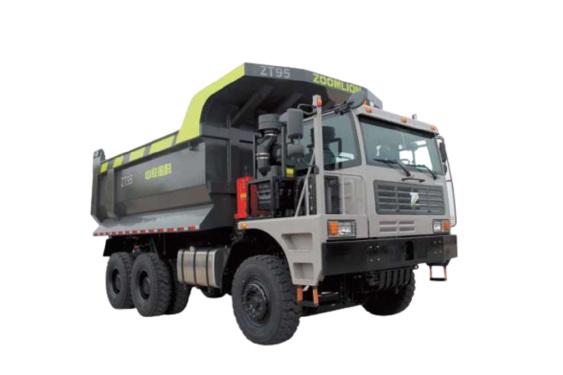 中联重科ZT95矿用自卸车