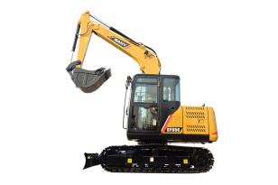 三一重工SY95C小型挖掘机