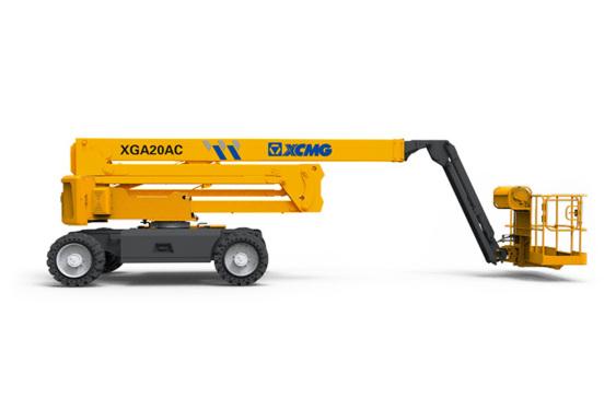 徐工XGA20AC曲臂式高空作业平台