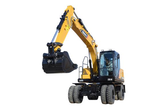 三一重工SY155W中型挖掘机