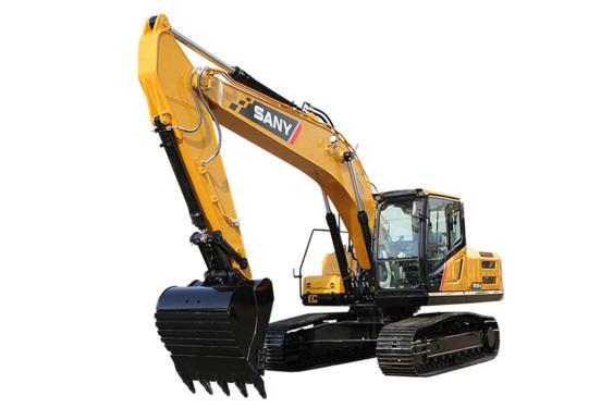 三一重工SY245H中型挖掘机