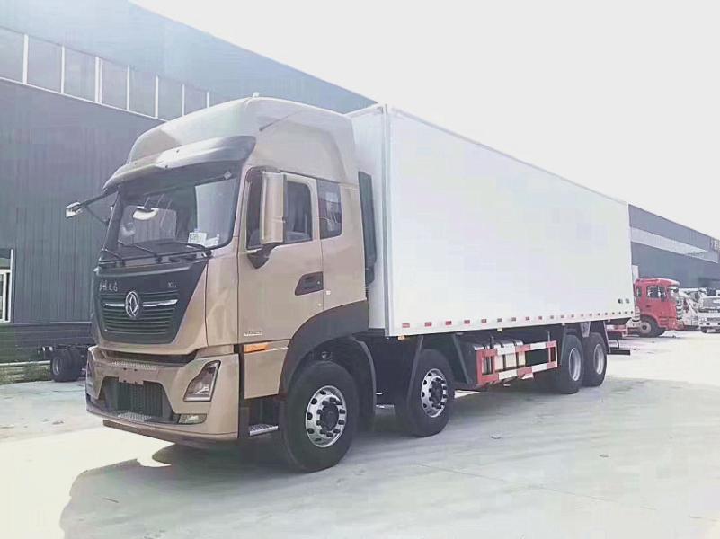 楚胜天龙前四后八9.4米冷藏车