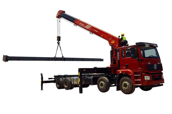 三一重工SPS4000016吨直臂式随车起重机