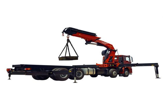 三一重工SPK74002折臂式随车起重机