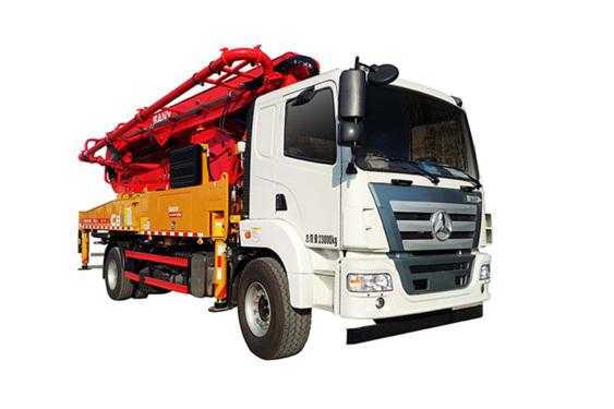 三一重工SY5230THBF370C-10泵车
