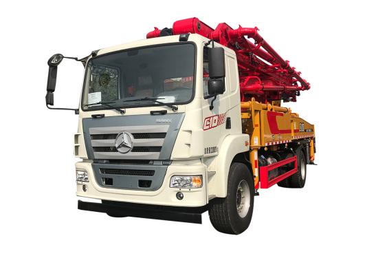 三一重工SY5230THBF 390C-10A泵车