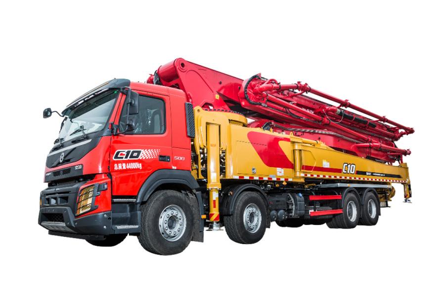 三一重工SYM5440THBF 620C-10泵车