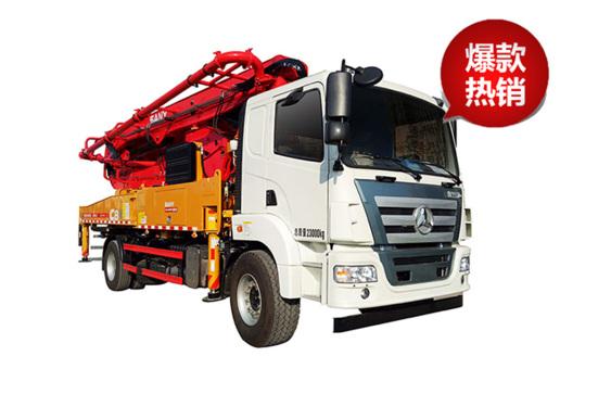三一重工SYM5542THB 670C-10泵车
