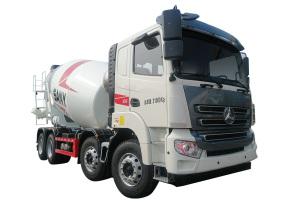 三一重工SY412C-8SQ( Ⅴ )-D混凝土搅拌运输车