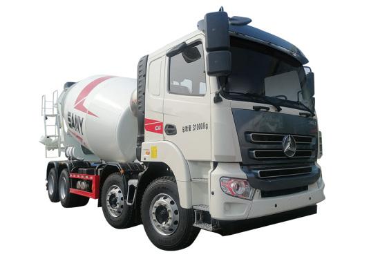 三一重工SY412C-8Q( Ⅴ )-D混凝土搅拌运输车