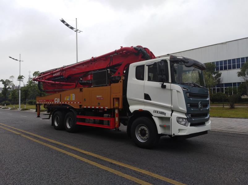 三一重工SYM5340THB 470C-8泵车