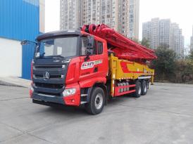 三一重工SYM5351THB 520-C10泵车