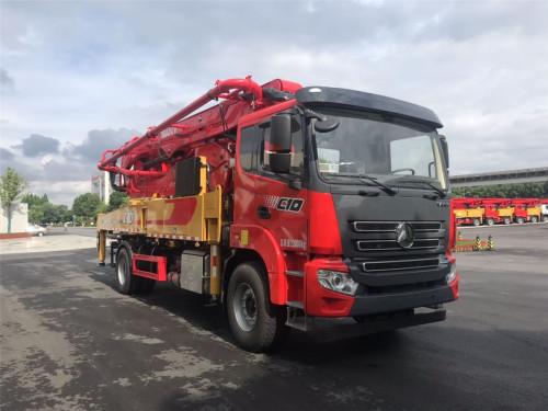 三一重工SY5230THBF 370C-10泵车
