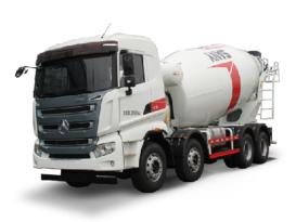 三一重工SY410C-8S(Ⅴ)混凝土搅拌运输车