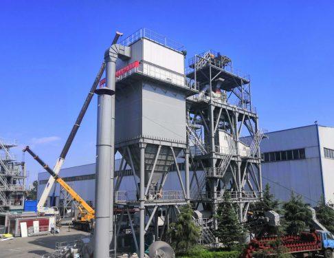 亚龙筑机ZS1030干式整形制砂设备