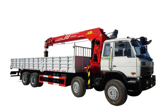 三一重工SPS3000012吨直臂式随车起重机