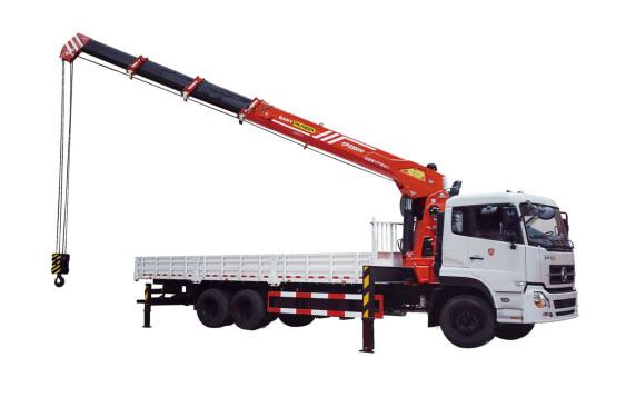 三一重工SPS35000直臂式随车起重机