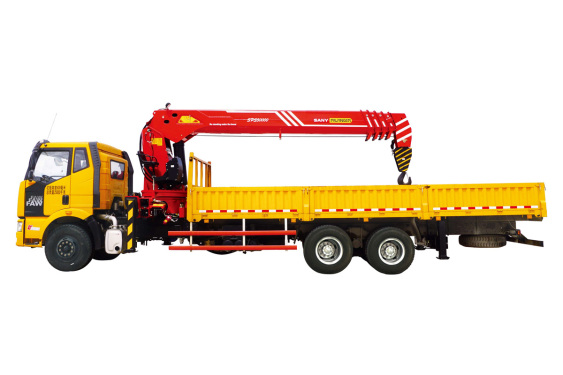 三一重工SPS5000020吨直臂式随车起重机