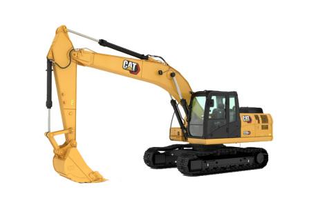 卡特彼勒新经典型CAT® 320 GX液压挖掘机