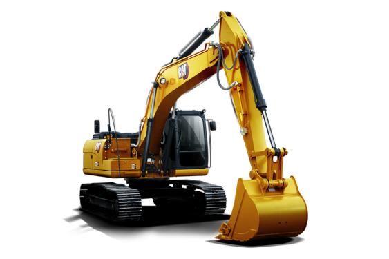 【720°全景展示】新经典Cat?(卡特)323 GX 挖掘机
