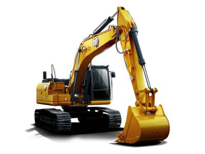 【720°全景展示】新經典Cat?(卡特)323 GX 挖掘機