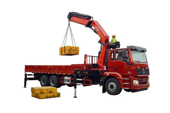 三一重工SPK4250242.3吨米折臂式随车起重机