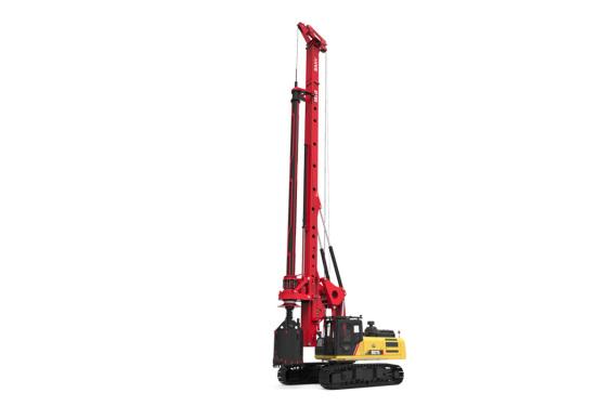 三一重工SR215-C10旋挖钻机