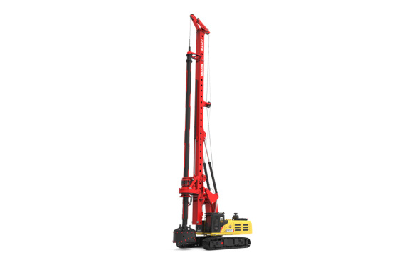 三一重工SR335R-C10旋挖钻机